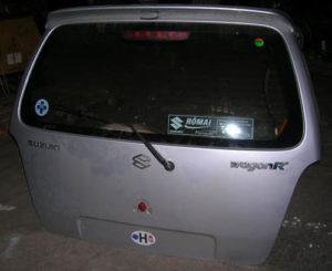 Wagon R+ Csomagtérajtó