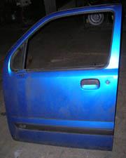 Wagon R+ Oldalajtó