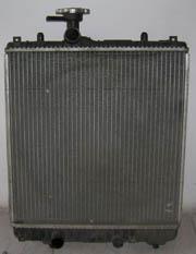 Wagon R+ Vízhűtő